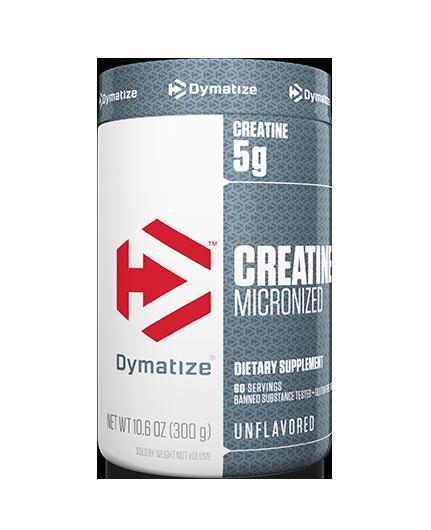 Creatina Micronizada Dymatize  (300g)