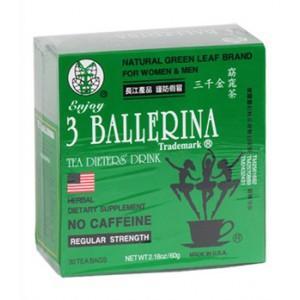 Téa 3 Ballerina - 3 Bailarinas X 30 Bags